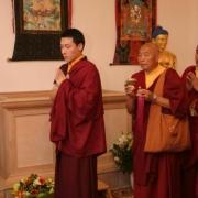 karmapa-makes-prayers-in-the-meditation-hall_2848504410_o