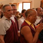 with-karmapa-in-the-meditation-hall-2005_2848507344_o