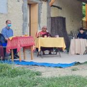 Gyalwa Gyamtso Puja with Jigme Rinpoche.