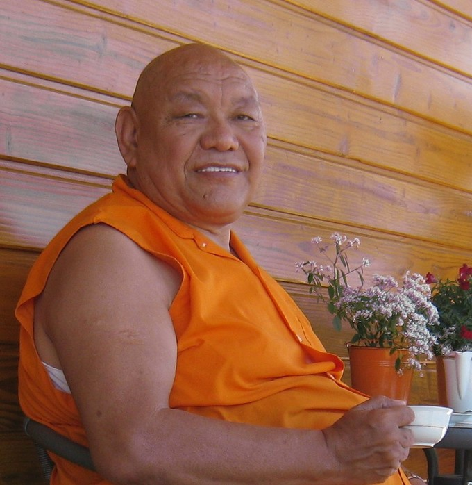 Beru Khyentse Rinpoche